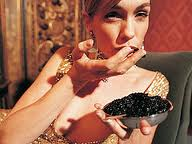 Caviar marketing