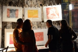 SaloArte exhibit_2012