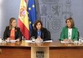 Spanish ministras