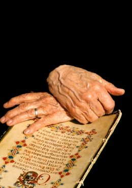 """""""The Wills"""" of Hernan Cortes in the hands of the Abeesse of the Monastery of the Irish nuns, at Castillejas."""