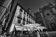 Plaza Pasiegas Granada