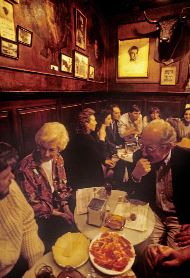 La Taverna de Antonio Sánchez, Madrid