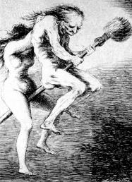 Goya's Linda Maestra