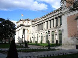 Prado Museum facade