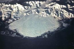 Malaspina Glacier Alaska