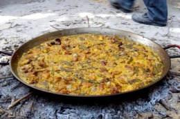 Worlds best paella