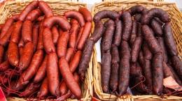 Asturian sausages