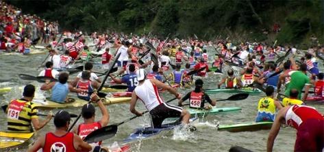 Asturian Canoes Sella
