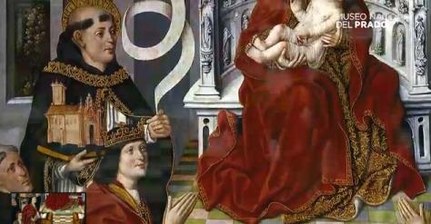 Virgen Reyes Catolicos