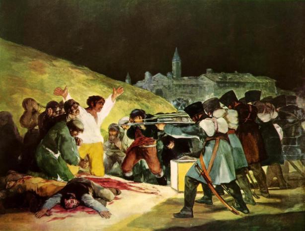 Goya Third May