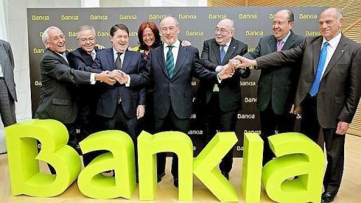 Bankia begins failure