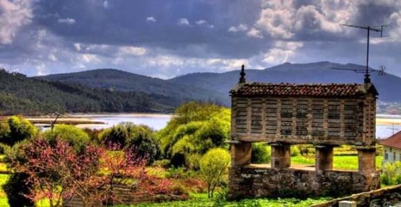 Celtic Galicia Spain