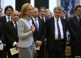 Princess Cristina Indicted