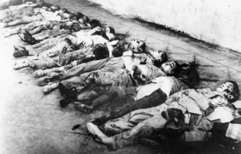 Spanish War Victims