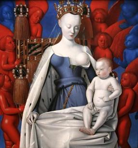 Fouquet Madonna Prado