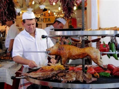 gastro tourism Spain