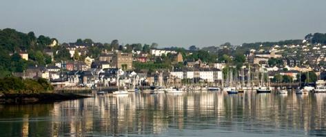 Kinsale harbor today