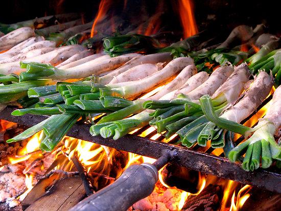 Catalan onion fiesta