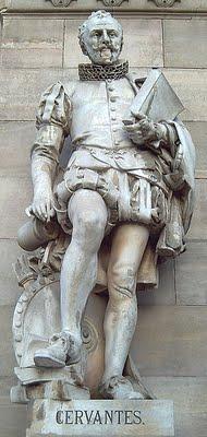 Cervantes_estatua