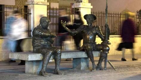 Don Quijote Sancho