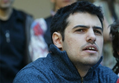 Spanish anti-capitalist activist