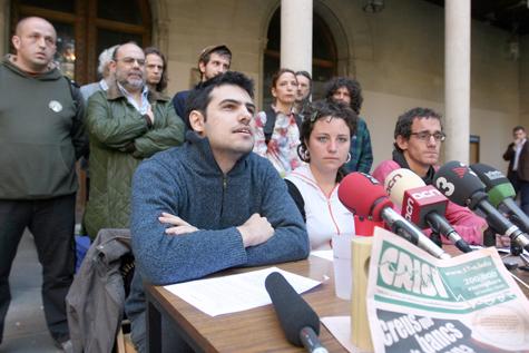 Enric Duran anti-capitalist