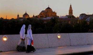 Mezquita Cordoba Spain