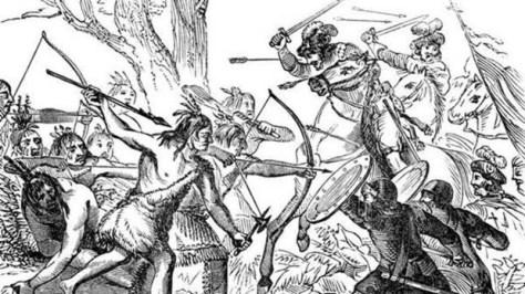 Ponce Florida Indians