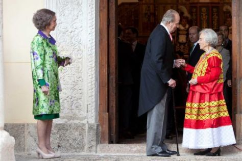 Poniatowska Spanish Monarchs