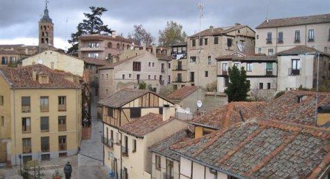 Segovia Jewish Quarter