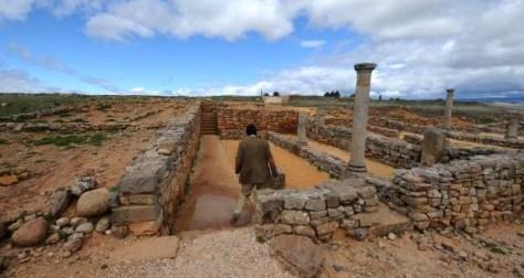 Roman ruins Tarragona