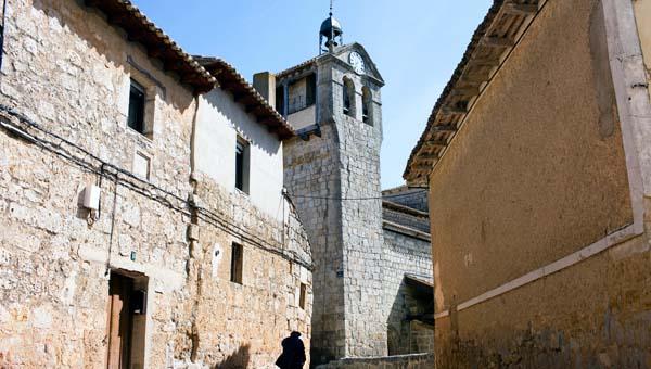 Castrillo Matajudios Spain