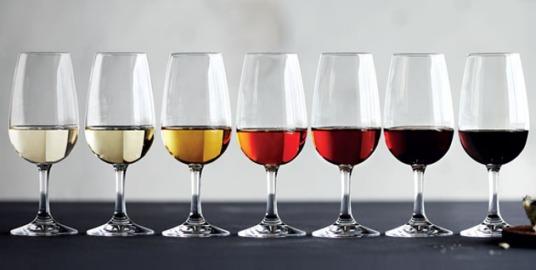 Range of Sherries