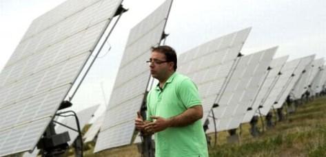 Spanish solar investor