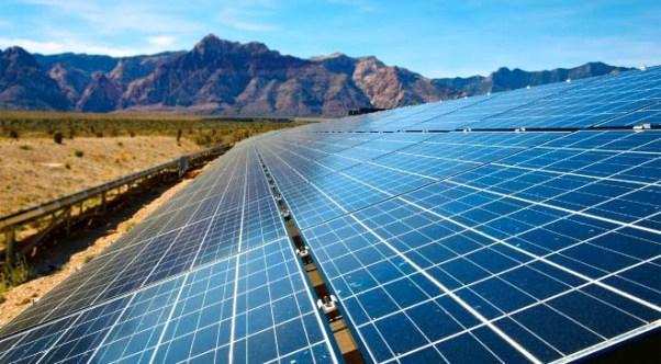 solar electricity Spain