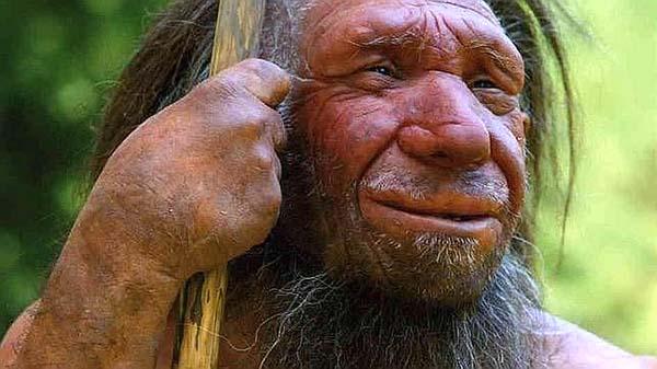 Neanderthal recreation Spain