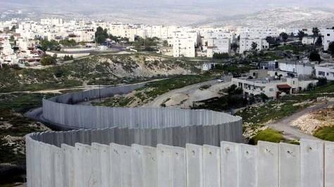 Israeli settlements Palestine