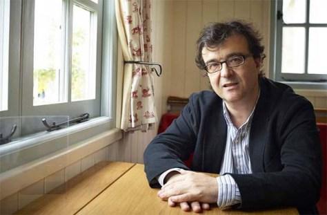 Writer Javier Cercas