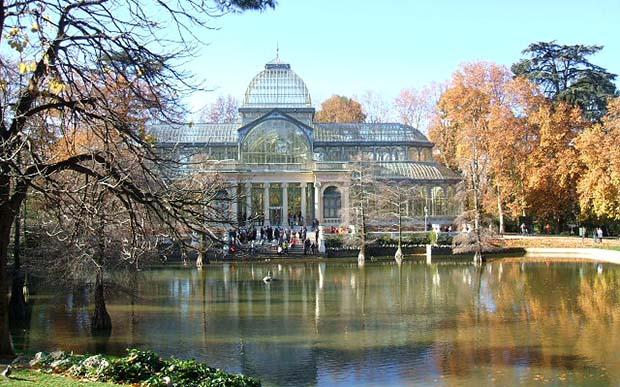 Madrid Parque Retiro