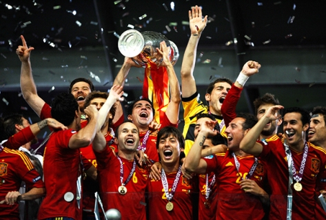 Spanish champions