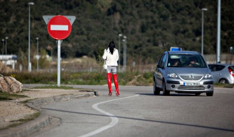 Spanish prostitute assets
