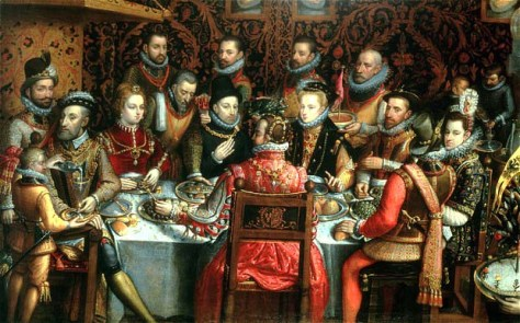 Felipe II banquet