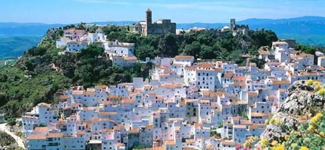 Spanish pueblo