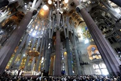 Sagrada Familia Spain