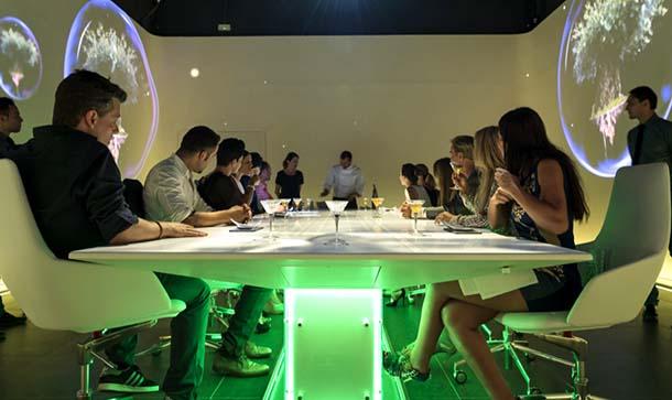 Sublimotion Restaurant Ibiza