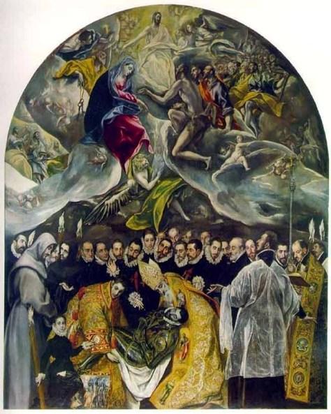 El Greco Orgaz