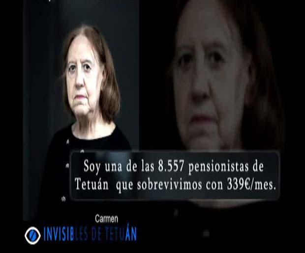 Invisibles Tetuan Spain