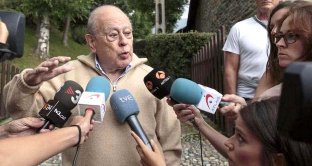 Jordi Pujol conman