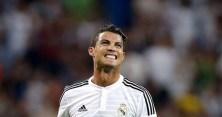 Madrids Cristiano Ronaldo