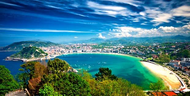 San Sebastian Spain